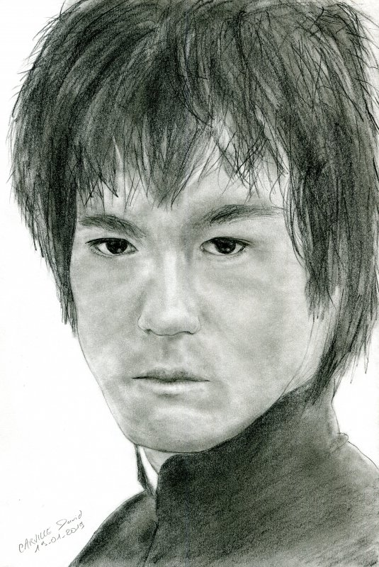portrait 0005 Bruce Lee
